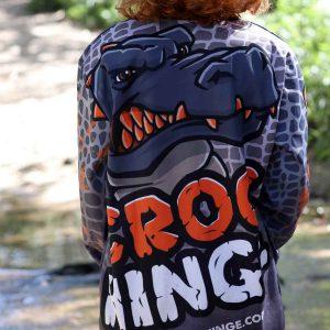 Croc Hinge Fishing Shirt